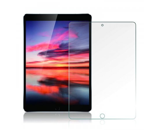 "Premium Pro Tempered Glass For Apple iPad 10.2 (7th Gen) (10.2"" inch)"