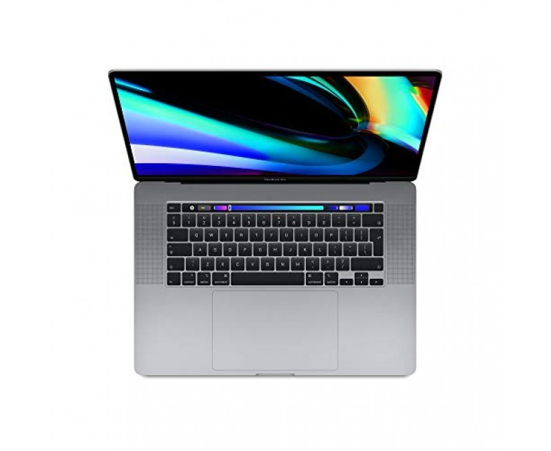 New Apple MacBook Pro 16-inch with Touch Bar (19th Gen Core i7, 16GB RAM, 512GB Storage) - Space Grey