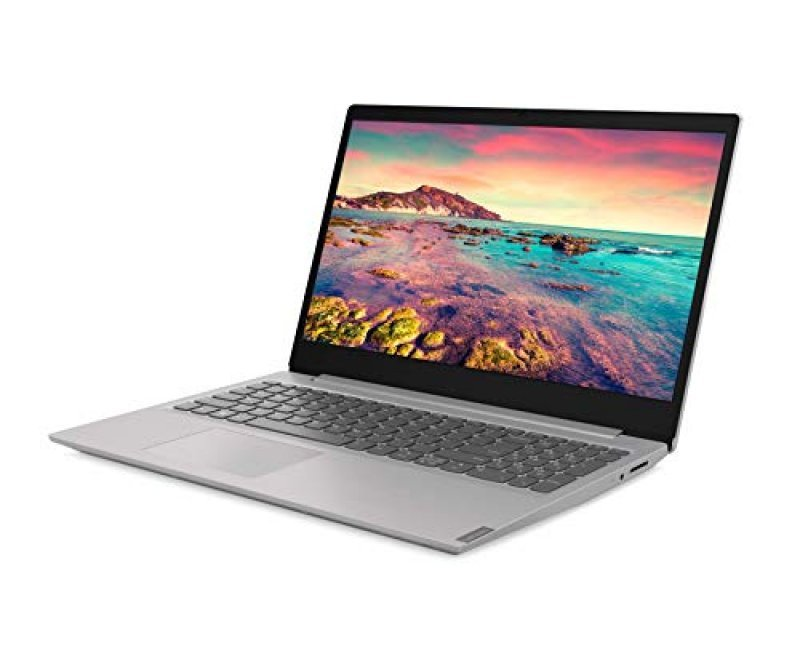 "Lenovo IdeaPad S145 Thin and Light Laptop (AMD A6 9225, 4GB RAM, 1TB HDD, 15.6"" HD Display, No ODD, Windows 10) Grey"