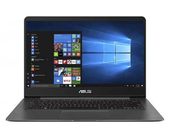 ASUS ZenBook UX430UA-GV307T Intel Core i5 8th Gen 14-inch FHD Thin and Light Laptop (8GB RAM, 256GB SSD, Windows 10, Integrated Graphics, 1.30 kg) Grey