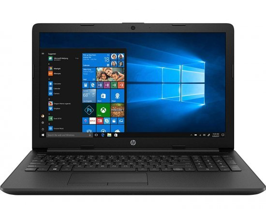 HP 15 db1069AU 15.6-inch Laptop (3rd Gen Ryzen 3 3200U, 4GB RAM, 1TB HDD, Radeon Vega 3 Graphics, Windows 10, Office H&S 2019) Jet Black