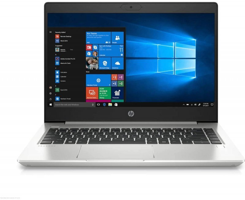 "HP ProBook 440 G7 14"" Notebook PC (10th Gen Core i5-10210U, 8GB RAM, 512GB SSD, Windows 10 Pro, Intel UHD Graphics 620, 3 Years Onsite Warranty by HP, No ODD)"