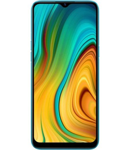 Realme C3 (3GB RAM, 32GB Storage) Frozen Blue