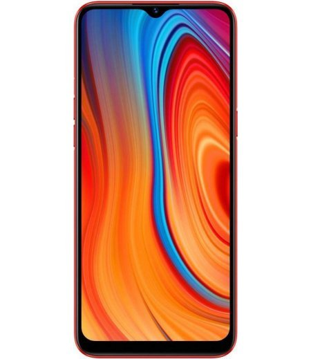 Realme C3 (4GB RAM, 64GB Storage) Blazing Red