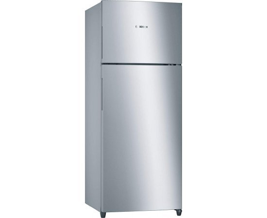 Bosch 330 L 3 Star (2019) Frost-Free Double Door Refrigerator (KDN42VL30I, Stainless steel look)