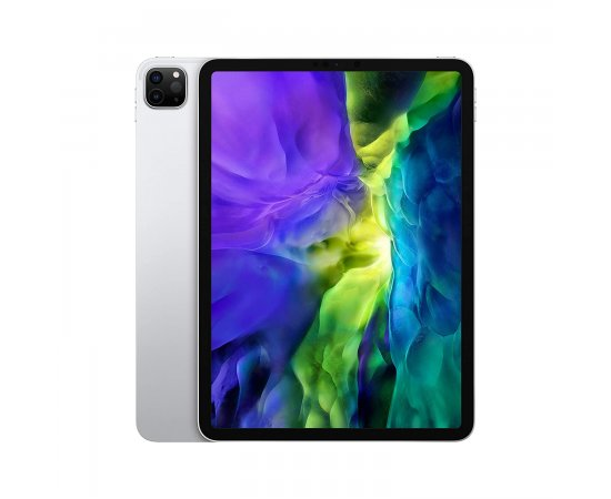 Apple iPad Pro (11-inch, Wi-Fi, 128GB) - Silver (2nd Generation)