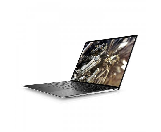 """Dell XPS 13 9300 13.4"""" 4K UHD + AR InfinityEdge Touch 500 nits Thin & Light 2020 Series Laptop (10th Gen Core i7-1065G7, 16GB RAM, 1TB SSD, Windows 10, Office H&S, Backlit Keyboard, ADP)Frost White"""