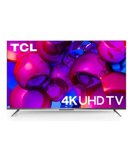 TCL 108 cm (43 inches) AI 4K Ultra HD Certified Android Smart LED TV (Sliver) (2020 Model)