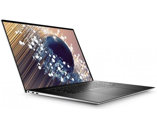 """Dell XPS 17 9700 (2020 Series) 17"""" Laptop (10th Gen Core i7-10750H, 16GB RAM, 1TB SSD, 4GB GTX 1650 Ti with Max-Q Graphics, 17.0"""" FHD AG InfinityEdge 500 nits, Backlit Keyboard,  Finger Print Reader) SIlver"""