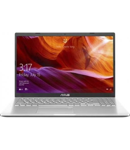 ASUS VivoBook 15 X509JA 15.6-inch FHD Thin and Light Laptop (10th Gen Core i5-1035G1, 8GB RAM, 1TB HDD, Windows 10, Integrated Intel UHD Graphics, Finger Reader, 1.86 Kgs) Transparent Silver