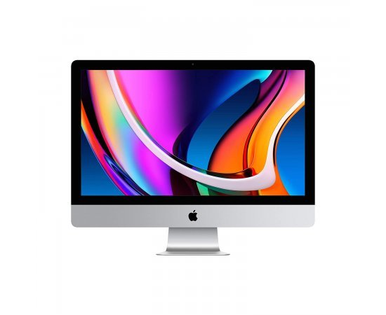 New Apple iMac with Retina 5K Display (27-inch, 8GB RAM, 3.1GHz 6-core 10th-Generation Intel Core i5 Processor, 256GB SSD Storage)