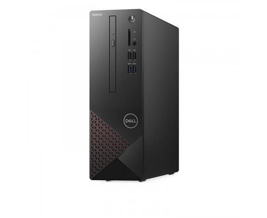 Dell Vostro 3681 Desktop (10th Gen Intel Core i3-10100, 4GB RAM, 1TB HDD, Windows10, Office H&S 2019, WiFi, 3 Years Warranty)