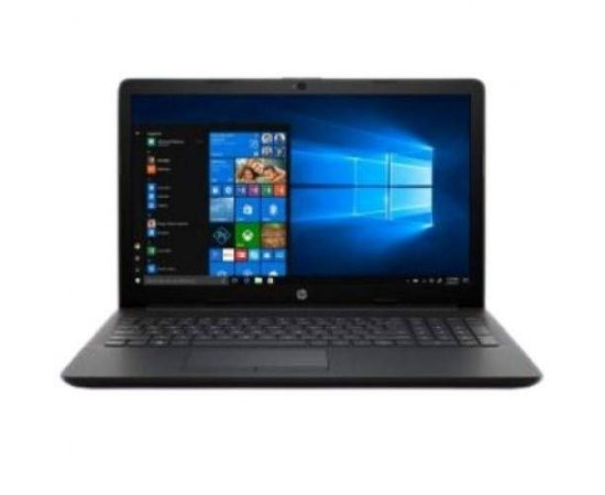 HP 15 Notebook 15.6-inch FHD Laptop (Pentium Gold 6405U, 4GB RAM, 1TB HDD, Windows 10, 1.74kg) Jet Black