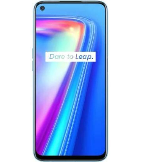 Realme 7 (6GB RAM, 64GB Storage) Mist White
