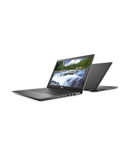 "Dell New Latitude 3410 14"" Laptop (10th Gen Core i7-10510U, 8GB RAM, 1TB HDD, Ubuntu, Backlit KBD, 3 Years WTY + 3 Years ADP) Black"