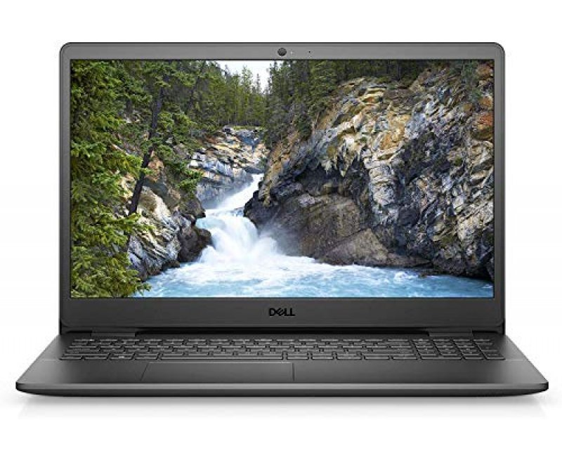 Dell Inspiron 3501 15.6-inch FHD Laptop (10th Gen Core i3-1005G1, 8GB RAM, 1TB HDD, Windows 10, Office H&S 2019) Accent Black