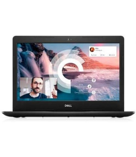 Dell Vostro 14 3491 Laptop (10th Gen Core i3-1005G1, 4GB RAM, 1TB HDD, Windows 10, Office H&S 2019, 14 inch HD Anti Glare, Integrated Graphics) Black