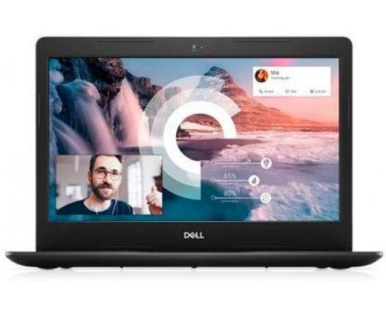 Dell Vostro 14 3491 Laptop (10th Gen Core i3-1005G1, 4GB RAM, 1TB HDD, Windows 10, Office H&S 2019, 14 inch HD Anti Glare, Integrated Graphics, Finger Print Reader) Black