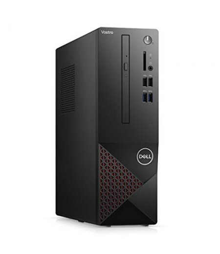 Dell Vostro 3681 Desktop (10th Gen Core i5, 4GB RAM, 1TB HDD, Windows 10, Office H&S 2019, 3 Yr Warranty)