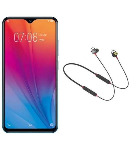 Vivo Y91i (Fusion Black, 3GB RAM, 32GB Storage)