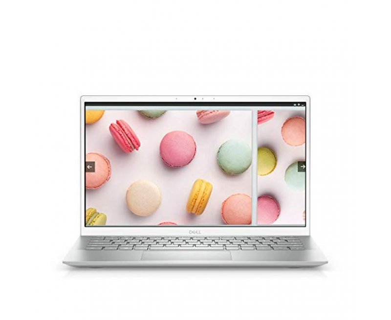 Dell Inspiron 5301 13.3 FHD IPS AG 300 nits Thin & Light Laptop (11th i5-1135G7, 8GB RAM, 512GB SSD, Integrated Graphics , Windows 10, Office H&S 2019, Backlit Keyboard, Fingerprint) Platinum Silver