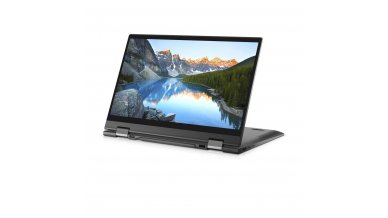 """Dell Inspiron 7306 Ultra Slim 13.3"""" UHD 2in1 Touch Laptop (11th Gen Core i5-1135G7, 8GB RAM, 512GB SSD, Iris Xe Graphics Graphics, Windows 10, Office H&S 2019) Element Black"""