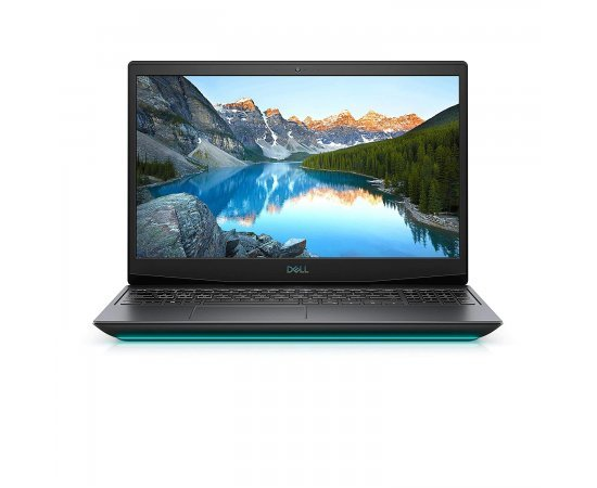 Dell G5 5500 Gaming 15.6-inch 144Hz 300 nits Narrow Border FHD Laptop (10th Gen Core i7-10750H, 16GB RAM, 1TB SSD, Windows 10, Office H&S 2019, 6GB Nvidia RTX 2060 Graphics, Backlit Keyboard, Finger Reader) Eclipse Black