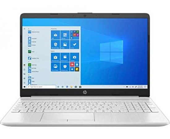 HP 15 Thin & Light 15.6-inch FHD Laptop (Ryzen 3 3250U, 8GB RAM, 1TB HDD, Windows 10, Office H&S 2019, 1.76 Kg) Natural Silver