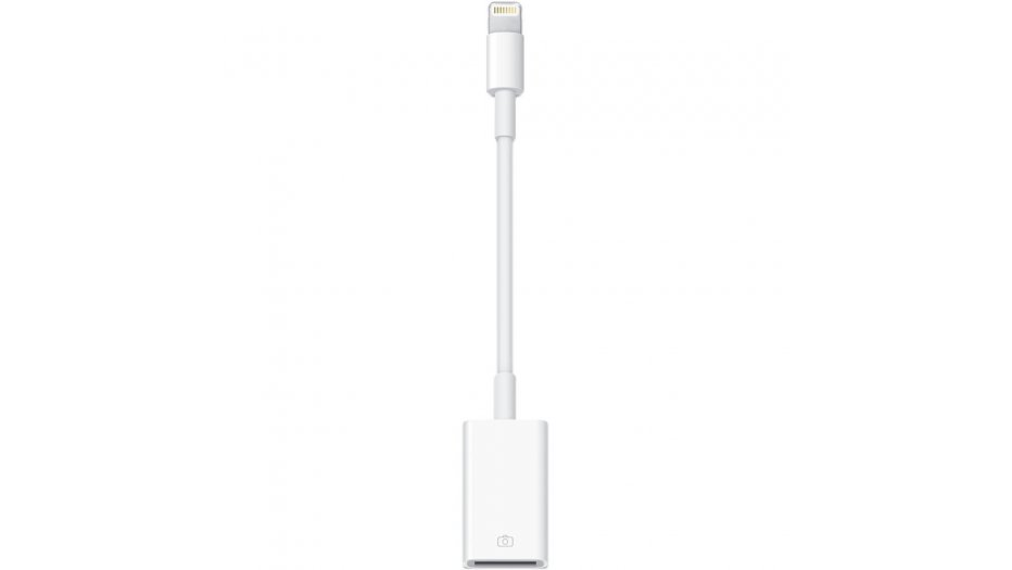 Lightning to USB Camera Adapter, MD821ZM/A iAccessories