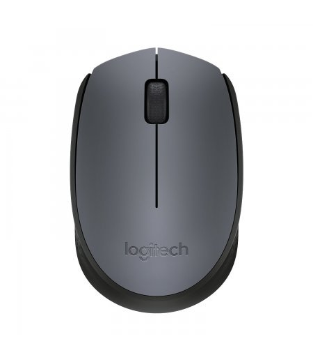 Logitech M171 Wireless Mouse - Grey