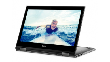 DELL Inspiron 5379 A564503WIN9 2-in-1 2017 13.3-inch FHD Touch Laptop (8th Gen Core i5/8GB/1TB/Win 10/ Pre-Installed MS Office H & S 2016 /Integrated Graphics)