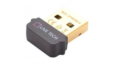 Live Tech WD04 WiFi Receiver 150mbps Wireless Network Adapter