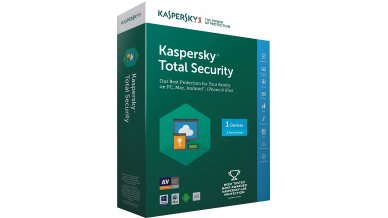 Kaspersky Total Security Multi Device - 1 User, 1 Year (CD)