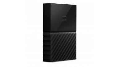 WD Content Solutions Business 1Tb Black My Passport For Mac Portable External Hard Drive - USB 3.0