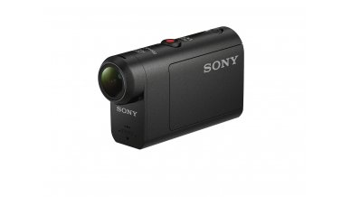 Sony Action Cam HDR-AS50R Digital HD Video Camera Recorder with Live-View Remote (Black)