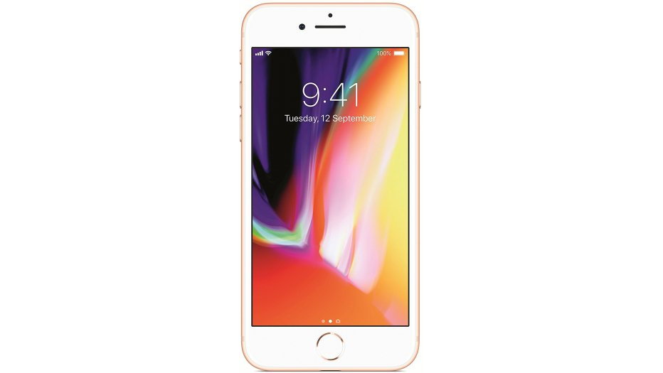 Apple iPhone 8 (256GB, Gold) Mobiles
