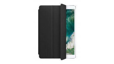 """Apple Leather Smart Cover for 10.5"""" iPad Pro - Black"""