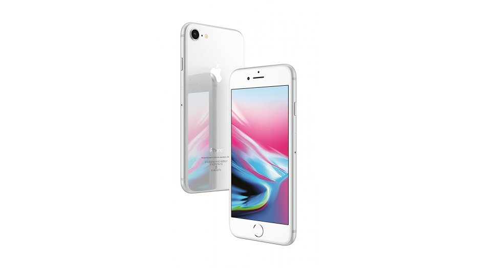 Apple iPhone 8 (256GB, Silver) Mobiles
