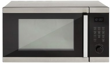 Bosch 28 L Convection Microwave Oven (HMB45C453X, Stainless Steel and Black)