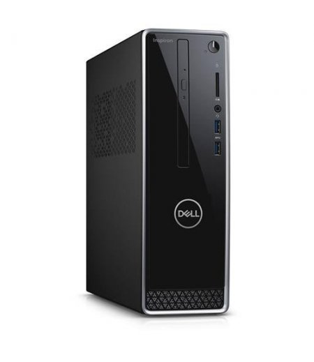 Dell 3470 SFF Desktop (9th Gen Core i7 9700, 8GB RAM, 1TB HDD, DVD RW, DOS, Wired Keyboard, Mouse, 3 Years onsite warranty)