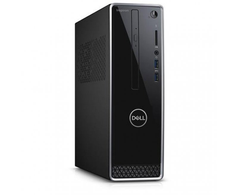 "Dell Inspiron 3000 3470 Desktop Tower (Intel 8th Gen i3-8100 3.60 GHz, 4 GB DDR4 SDRAM, 1 TB HDD, Windows 10 Home, MS Office, 19.5"" LED Monitor)"
