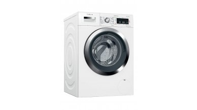 Bosch 9 kg Inverter Fully-Automatic Front Loading Washing Machine (WAW28790IN, White, Inbuilt Heater)