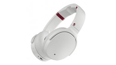 Skullcandy Venue S6HCW-L568 Wireless Over-Ear Headphone (Vice/Gray/Crimson) with Active Noise Cancellation