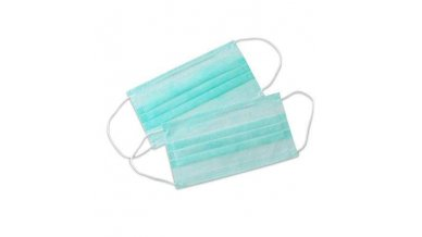 Disposable Face Mask 3 Ply (200 PC)