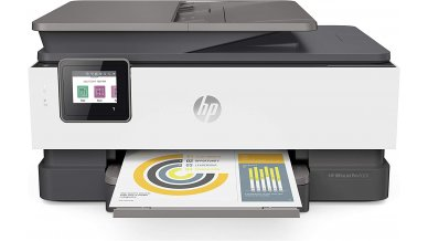Hp Officejet Pro 8020 All-In-One Wireless Printer, With Smart Tasks For Home Office Productivity, HP Instant Ink or Amazon Dash replenishment ready (1Kr62A)