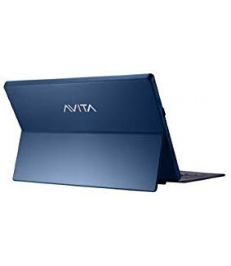 Avita Magus NS12T5IN001P 12.2-inch Touchscreen 2-in-1 FHD Thin and Light Laptop (Celeron N3350, 4GB RAM, 128GB (64 eMMC + 64 Micro), Windows 10, Integrated Graphics), Steel Blue