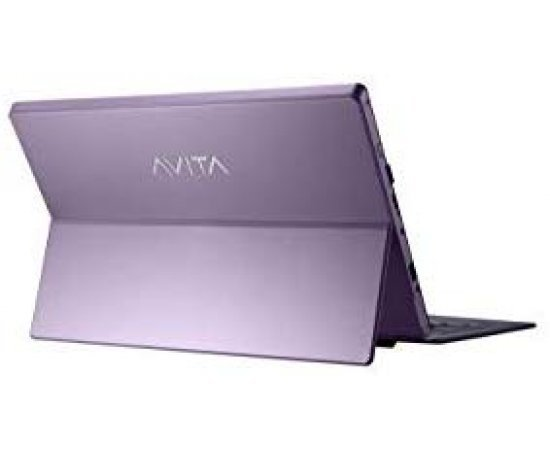 Avita Magus NS12T5IN004P 12.2-inch Touchscreen 2-in-1 FHD Thin and Light Laptop (Celeron N3350, 4GB RAM, 128GB (64 eMMC + 64 Micro), Windows 10, Integrated Graphics), Pastel Violet