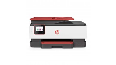 HP OfficeJet Pro 8026 All-in-One Wireless Smart Colour Printer with Auto-Duplex, ADF with Voice-Activated Printing (Works with Alexa & Google Assistant)