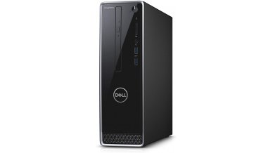 Dell Inspiron 3000 3471 Tower Desktop PC (9th Gen Core i5-9400, 8GB RAM, 1TB HDD, Windows 10 Home, Office H&S 2019, 15 Month McAfee, No ODD, 1 Year Dell Warranty)