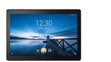 """Lenovo P10 X-705L Variant 1 Tablet (Qualcomm Octa Core 1.8 GHz, 4G Data + WiFi, 3GB RAM, 32GB Storage, 10"""" FHD, 8MP AF Flash   5MP, 7000 mAh, Android 8.1)"""
